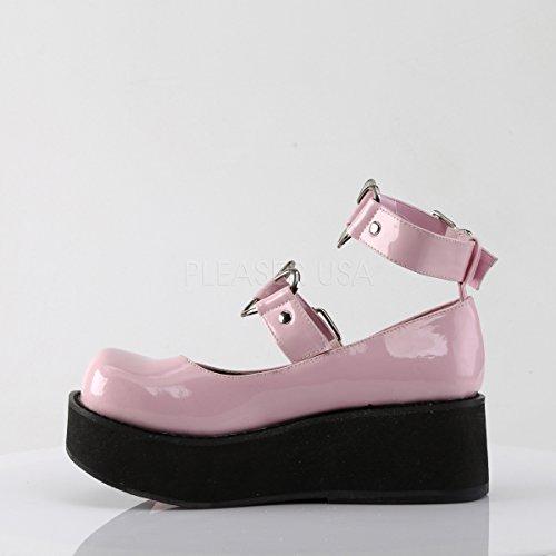 Demonia Kvinders Spr02 / Bvl Mode Sneaker Flerfarvede z5rEgDKR9