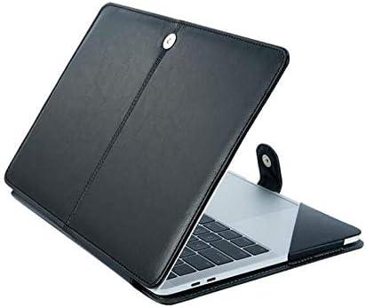Fenmic Apple MacBook Air/MacBook Pro ノートブックパソコン 対応 防水 PU 収納ケース 保護カバー (13.3インチ/黒)