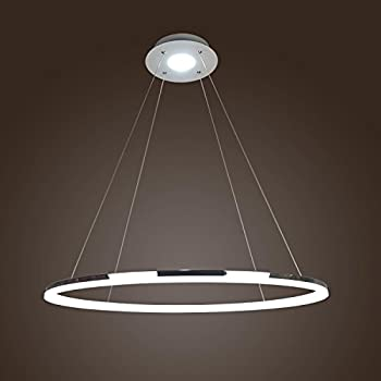 Lightinthebox modern simple design mini pendant living led ring lightinthebox modern simple design mini pendant living led ring chandelier ceiling light for garage game aloadofball Image collections