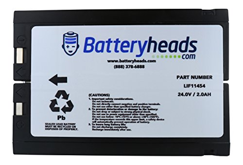 BHM Medical Voyager Portable Track Lift Battery (PN#s A8500, 700-08500) Batteryheads Replacement Cartridge