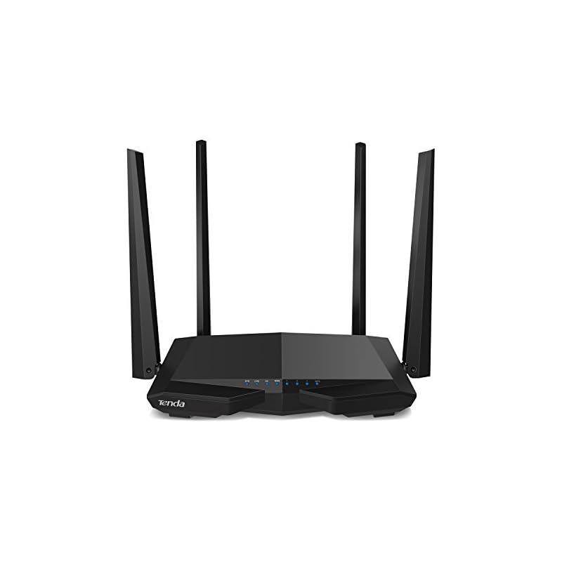 Tenda AC1200 Wireless Wi-Fi Smart Router