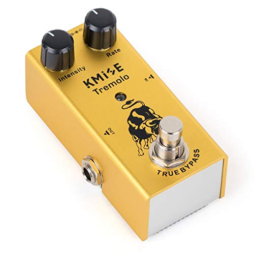 Electric Guitar Tremolo Effect Pedal Mini Single Type DC 9V