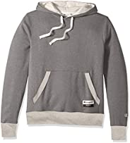 Champion Mens Authentic Original Sueded Fleece Pullover Hoodie Hoody