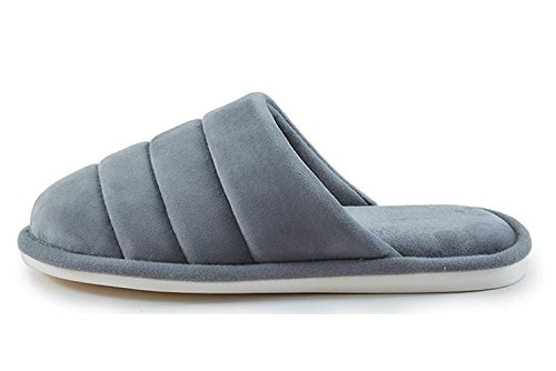 Invierno amp;XY 40 Zapatillas W de Comodidad Interior Gray Zapatos Antideslizantes Transpirables 45 amortiguadores FAqnIp