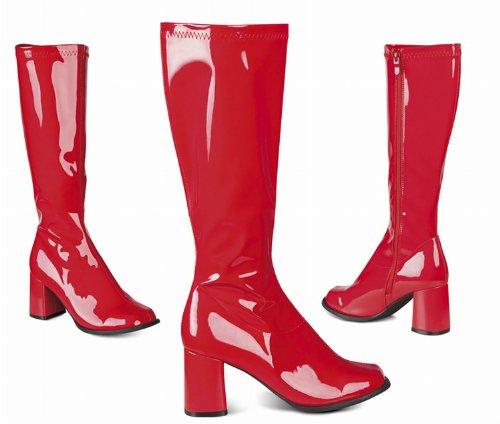Stivali Rosso 40 Fucsia Boland retrò 46224 colore OZpqZw