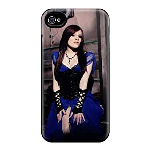 Perfect Cell-phone Hard Cover For Iphone 4/4s (XiK10186bVQI) Support Personal Customs High-definition Foo Fighters Pictures
