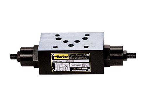 FM Series - Flow Control - NFPA D05 (CETOP 5, NG 10)