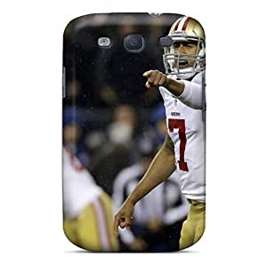 Ultra Slim Fit Hard Mwaerke Case Cover Specially Made For Galaxy S3- Richard Sherman In The Game