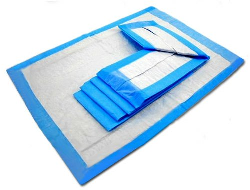 ValuePad USA 300 30x30 60 gram Dog Training Puppy Pads by ValuePad