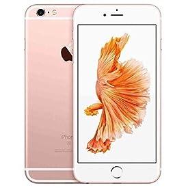 Apple iPhone 6S, GSM Unlocked, 32GB – Rose Gold (Renewed)