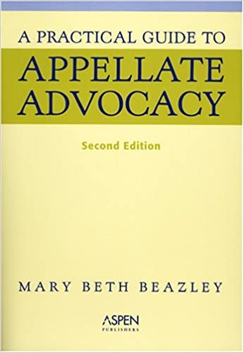 Last ned bøker gratis for nook A Practical Guide to Appellate Advocacy, 2nd edition (Norwegian Edition) PDF