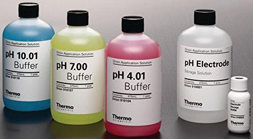 910199 - Standard All-in-One pH Buffer Kit - Orion, All-in-One pH Buffers Kit, Thermo Scientific - (Thermo Orion Ph Buffer)