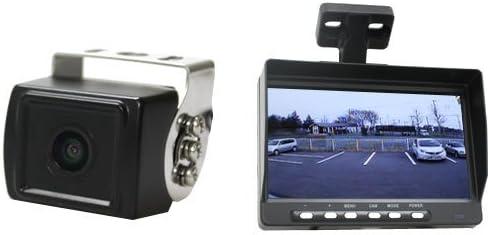 バックカメラ&7インチ液晶モニター「MT070RB」[DreamMaker]