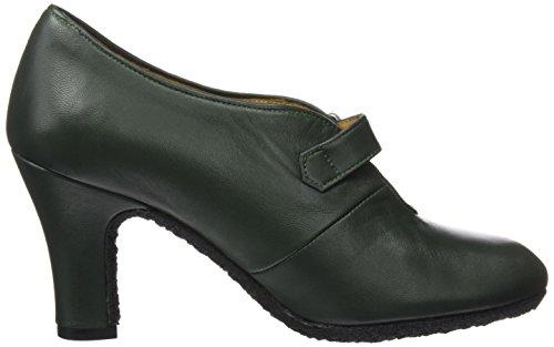 à avec Chaussures Bout Audley Femme 19956 Vert fermé Talon FnqxC1ECwI