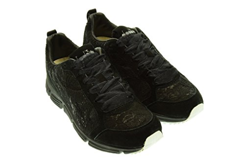 Heritage Basse 161931 Nero Lace W 80013 Donna Sneakers Diadora 01 Symbol 1dx6qIt