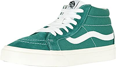 Vans Skate Shoe (Men 4.5/Women 6, Cadmium Green 7295)
