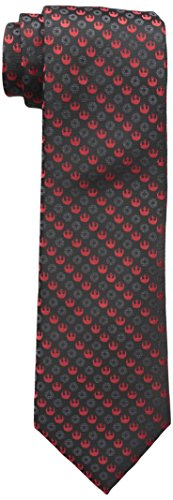 Star Wars Mens Rebel and Imperial Allover Tie