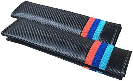 Color Name : Style 1 Mlzaq Hombrera del cintur/ón de Seguridad del veh/ículo 2X del Coche for BMW E90 E91 E92 Color F07 F10 F15 F16 F20 F30 G30 E60 E61 E62 Accesorios Interior