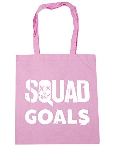 42cm Pink litres Squad x38cm Goals Classic HippoWarehouse Beach Gym Bag Shopping Tote 10 Guy Bad zqU6A1