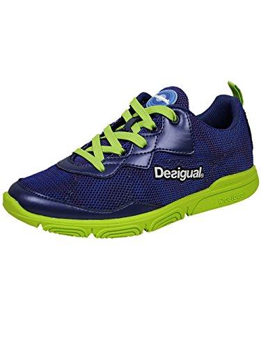 DESIGUAL Mujer Diseñador Deporte Zapatos - CRAZY -