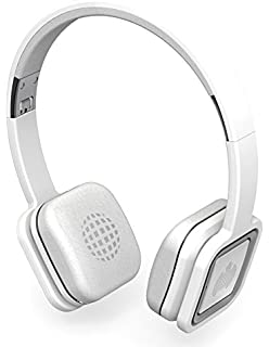 Ministry of Sound Audio On Plus Auriculares sobre la oreja plegables inalámbricos Bluetooth…