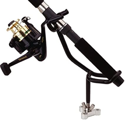 8 Pack of Sure Grip Steel 5 Degree Angle Boat Fishing Rod Holder w// Base 4-Inch