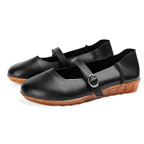 Taille coloré ZHRUI Noir 38 EU Blanc Chaussures SnSx4pRT
