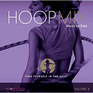Hoopnotica Hoop Mix CD- Volume 2