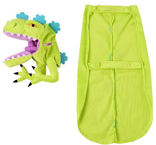 Nickelodeon Rubie's Rugrats Reptar Pet Costume, Small by Nickelodeon (Image #2)