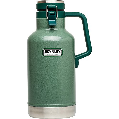 Stanley Classic Growler, Hammertone Green, 2 quart by Stanley