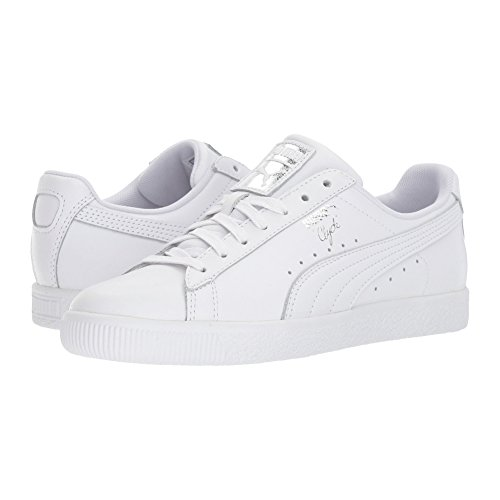 puma Core Pour Clyde White Puma Silver Femmes L Chaussures 0qOzwSU