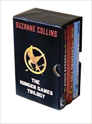 The Hunger Games Trilogy[BOXED-HUNGER GAMES TRILOGY][Boxed Set]