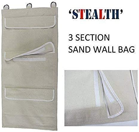 New Design KUNG FU Canvas Wall Striking Bag 1 Section DIAMOND