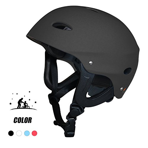 Adult Water Skate Bike Helmet - Vihir Multi Sports Skateboard Scooter Men Women Dial Helmet, Black, (Multi Sport Womens Bicycle Helmet)