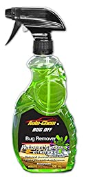 Auto-Chem Professional BUG OFF (834-016) Insect, Bird Dropping, Remover and Cleaner