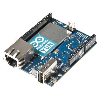 Arduino Y¨²n(Atmega32U4 Datasheet And Atheros Ar9331)