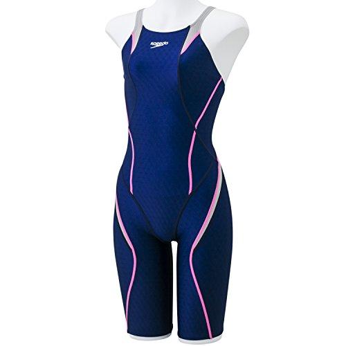 忙しいずんぐりした人に関する限りSpeedo(スピード) 競泳水着 レディース フレックスキューブ ウィメンズ オープンバック ニースキン SD46H03