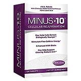 Natrol Minus-10 Cellular Rejuvenation Tablets, 120 Count For Sale