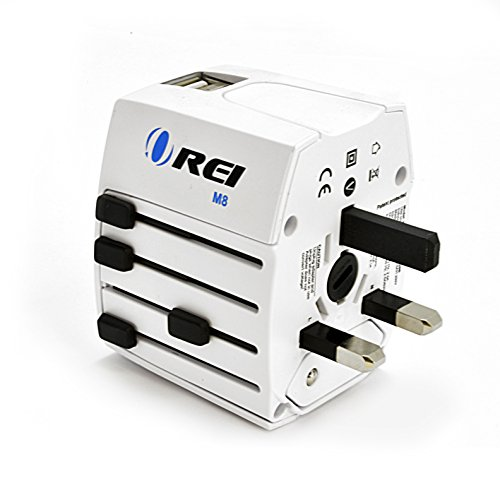 Adapter Worldwide Universal Converters Charging