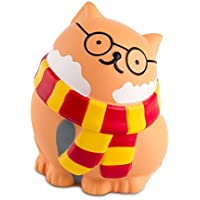Slow Rising Squishy, BeYumi Glasses Cat Squishy Toy, Sweet Scented Vent Charms Toy Cute Kid Toy Hand Toy, Lovely Stress Relief Toy , Decorative Props