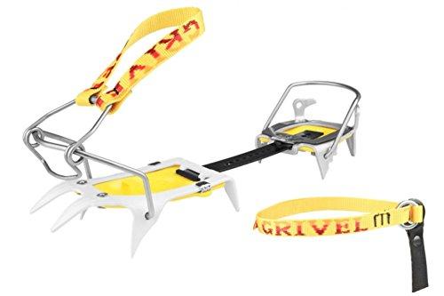 Grivel Ski Tour - Skimatic 2.0 Ski Boot Crampons, Orange/Silver, One Size