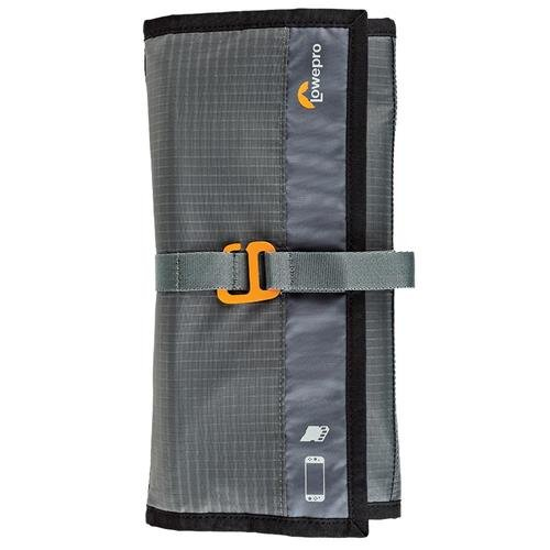 Lowepro GearUp Switch Wrap DLX: Soft Case Designed to Carry and Protect Nintendo Switch Screen, Controller and Game Cards