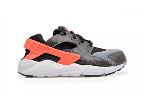 caacb9918070c Kids Nike Huarache Run PS Trainers 704949 010 UK 2.5 EUR 35 US 3Y   Amazon.co.uk  Clothing
