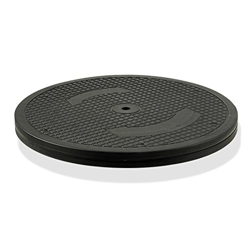 "Jumbo 16"" Rotating Swivel Turntable - Lazy Susan - 150 Lbs Capacity"