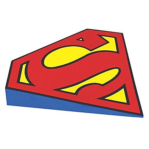 Half Moon Bay Superman Logo Doorstop ()
