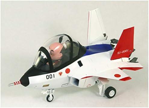 ピットロード キューピットシリーズ 先進技術実証機 X-2 パイロットフィギュア付き NONスケール プラスチック製はめこみスナップモデルキット LDP01