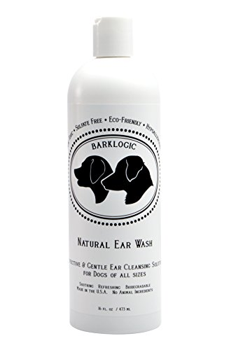 BarkLogic Natural Ear Wash With Witch Hazel - 16 fl. oz.