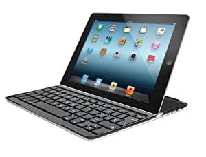 Logitech Ultrathin Keyboard Cover Black for iPad 2 and iPad (3rd generation) with English and Spanish keys