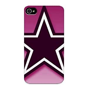 Guidepostee Fashion Phone Dallas Cowboys Star Pink Case For Samsung Galaxy S3 I9300 Case Cover / Perfect Case Cover