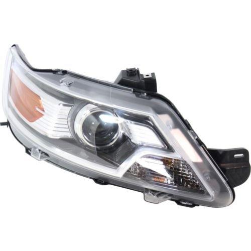 MAPMプレミアム品質Taurus 10 – 12ヘッドランプRH、アセンブリ、ハロゲン、プロジェクタタイプ、Exc。Shoモデル   B073R1LTC5